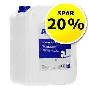 AdBlue, 10 liter - Spar 20 %