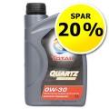Motorolie, Quartz Ineo First 0W-30 - Spar 20 %