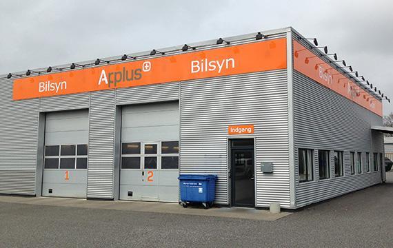 Applus Bilsyn Aarhus Nord