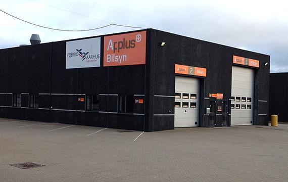 Applus Bilsyn Aarhus Vest
