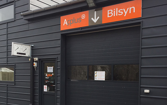 Applus Bilsyn Aalborg Midt