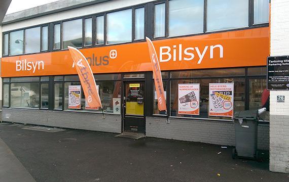 Applus Bilsyn København NV
