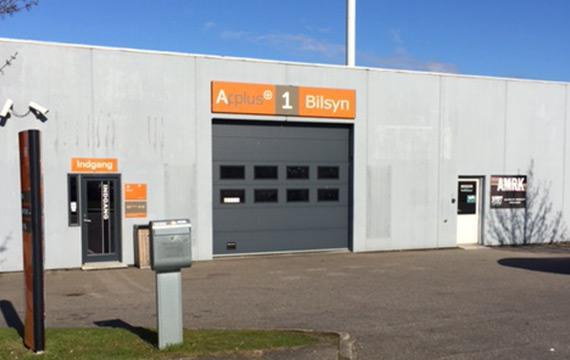Applus Bilsyn Aalborg Vest