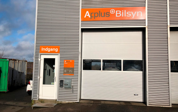 Applus Bilsyn Rødding