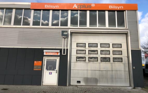 Applus Bilsyn Roskilde Øst