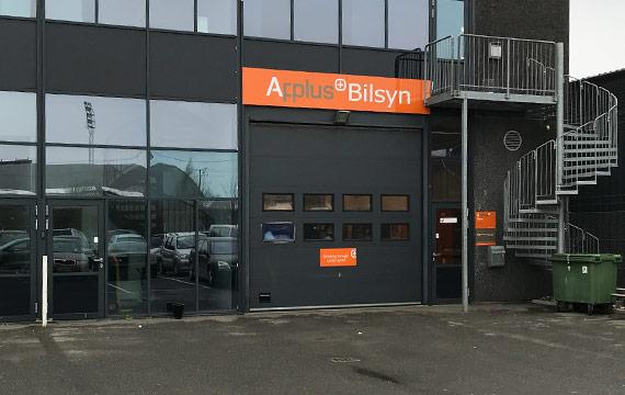 Applus Bilsyn Valby